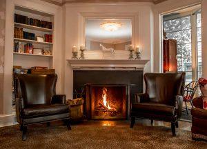 Укрощение огня. дровяные камины для загородного дома