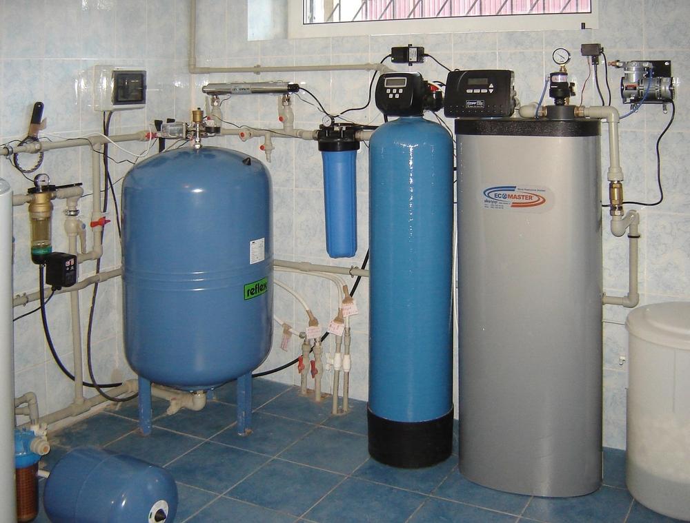 Водоподготовка в системах