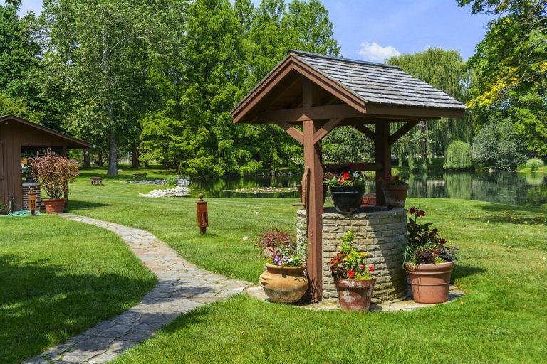 Источники водоснабжения загородного владения