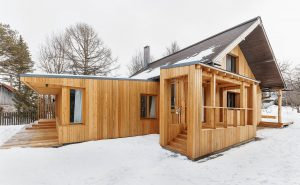 Реконструкция зимней дачи