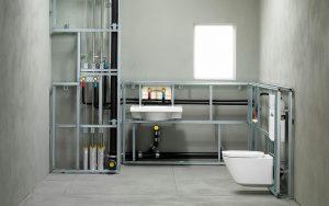 Системы инсталляции для скрытого монтажа сантехники